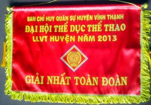 In cờ hội thao
